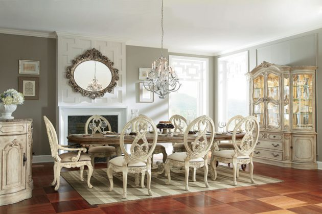 Victorian Style Dining Room Ideas