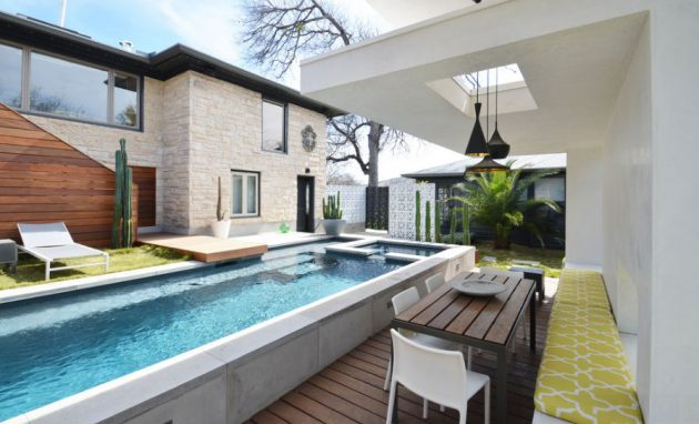 Narrow Swimming Pool Designs For Limited Spaces – Interiordesignsweb.com