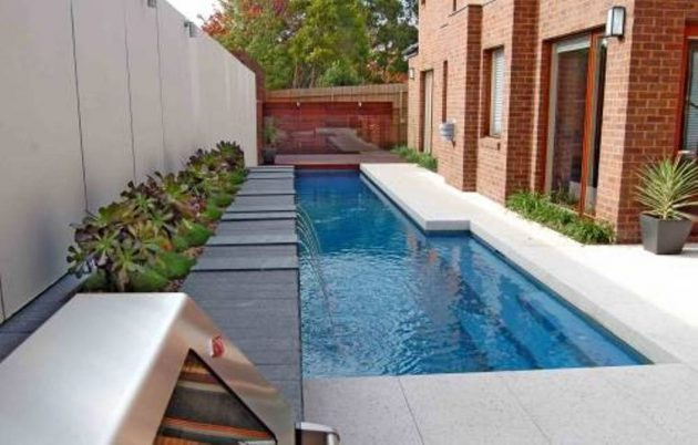 Exceptionnel See More: Southwestern Swimming Pool Designs · Narrow Swimming Pool Designs  For Limited Spaces
